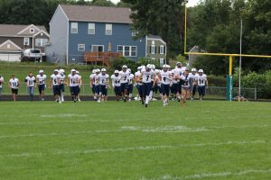 Varsity Football vs. Wayland
