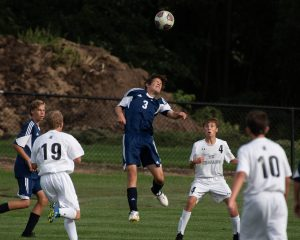 Boys JV Soccer vs. EGR and TK – Photos