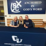 Walters signs with Cornerstone
