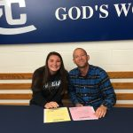 Bergsma signs with Trinity