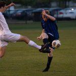Boys Soccer Loses a Heart Breaker