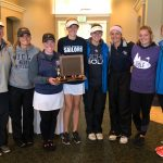 Varsity Girls Golf team are the O.K. Gold Conference Champs for 2018