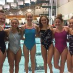 CLS Swimmers race well at MISCA meet