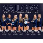 Sailor Volleyball advances to MHSAA District title game