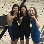 CLS Girls Swim – Conference Champions
