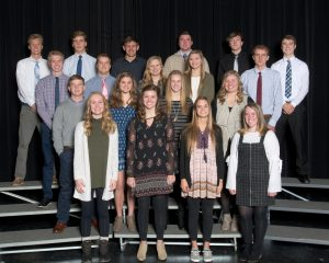 2018 Fall OK Gold All-Conference Photos