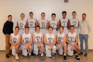 JV Boys Basketball vs. BC – Photos