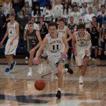 Boys Varsity Basketball beats Thornapple-Kellogg 68 – 27