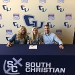 VanTol signs with Cornerstone