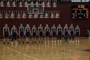 Varsity Girls Basketball vs. FHE – Photos