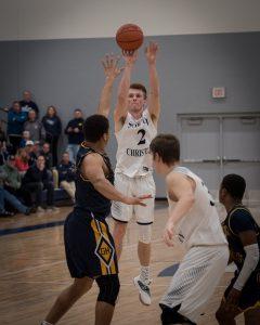 Varsity Boys Basketball vs. Godwin Heights – Photos