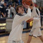 Varsity Boys Basketball vs. GR Prep - Photos