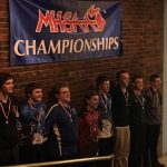 Kwekel earns All-State honors at MHSAA Bowling Finals
