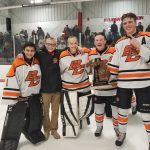 Hockey continues successful season with MHSAA Regional title