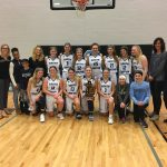 Lady Sailors Take Home District Championship Trophy