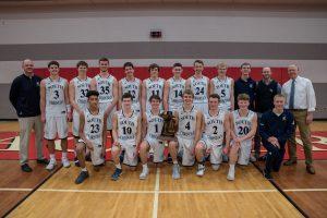 Boys Basketball vs. Catholic Central – Photos