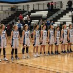 South Christian Corrals the Lady Broncos