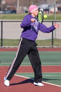 Girls Varsity Tennis EK Invitational