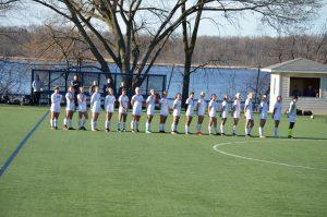 Girls Varsity Soccer at EGR (4.15.19)