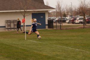 JV Girls Soccer vs. TK – Photos