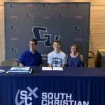 DeVries signs with Cornerstone