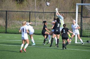 Girls Varsity Soccer v. East Kentwood (4.22.19)