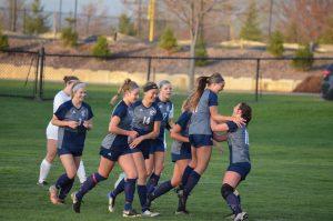 Girls Varsity Soccer v. Wayland (5.1.19)