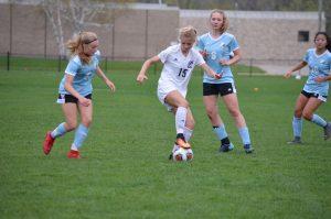 Girls Varsity Soccer v. GR Christian (5.6.19)