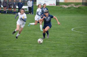 Girls Varsity Soccer v. EGR (5.8.19)