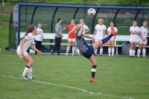 Girls Varsity Soccer v. Catholic Central (District Game) (5.24.19)