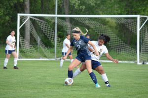 Girls Varsity Soccer v. Godwin Heights (District Semi-Final) (5.29.19)