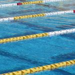 CLS Swimming team posts low times at GRC Sprint Tri