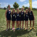 Sailor Cross Country Teams Improve Times at Christian School Invitational