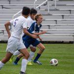 JV Boys Soccer vs. Wyoming - Photos