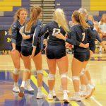Girls Varsity Volleyball beats Rockford 2 – 1