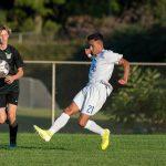 South Christian Boys Varsity Soccer defeats Thornapple-Kellogg 1-0