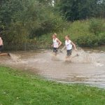 Weather Creates Challenging Conditions for SCHS Cross Country Teams