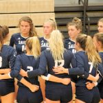 Girls Varsity Volleyball falls to Grand Rapids Christian 3 – 0