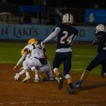 Varsity Football vs. EGR - Photos