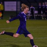 Boys Varsity Soccer shouts out Belding in District opener