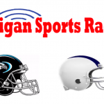 Can't make it to the football game?  Catch the action on Michigan Sports Radio
