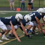 Sailors fight, fall late to GR Christian