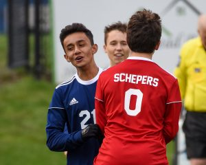 Boys Varsity Soccer vs. FHE – Photos