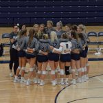Girls Varsity Volleyball beats East Grand Rapids 3 – 0