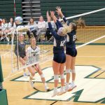 Girls Varsity Volleyball beats Thornapple-Kellogg 3 – 0