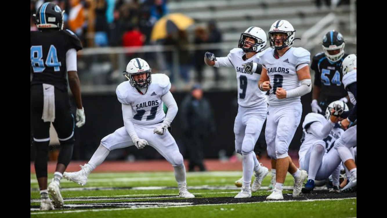 Sailors advance in MHSAA playoffs with a win over rival Eagles