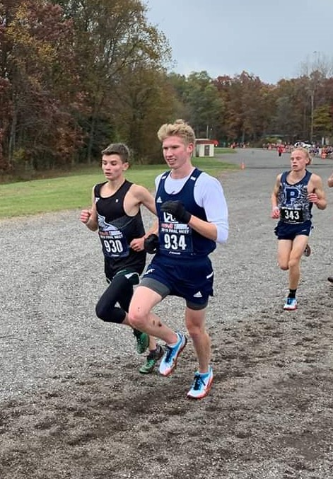 South Christian Cross Country Concludes at State Finals