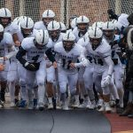 Varsity Football vs. GR Christian (Playoffs) - Photos