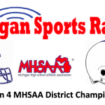 Listen to Sailor Football live online via Michigan Sports Radio
