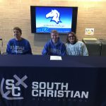 VanderKooi signs with Hillsdale